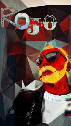 rojomix artwork painting design freetoeditedited