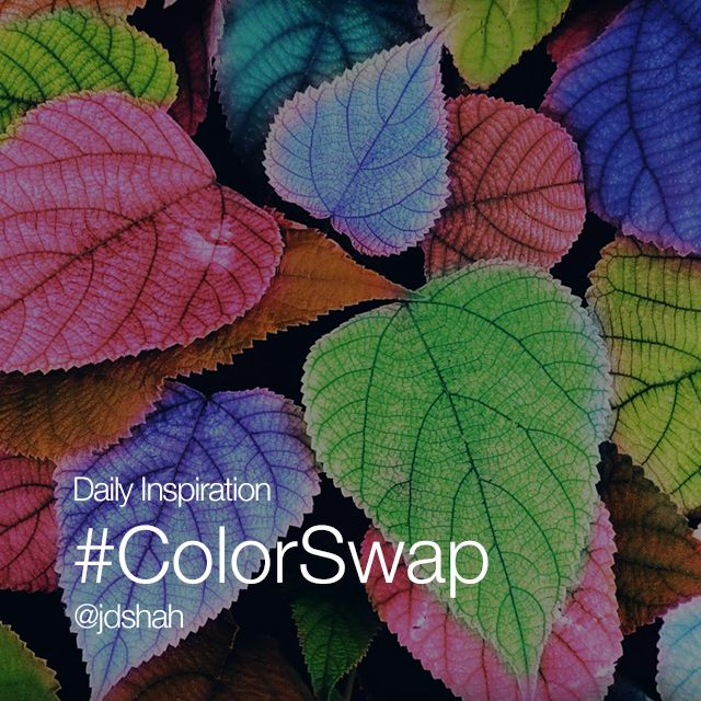 replace photo color popular hashtag