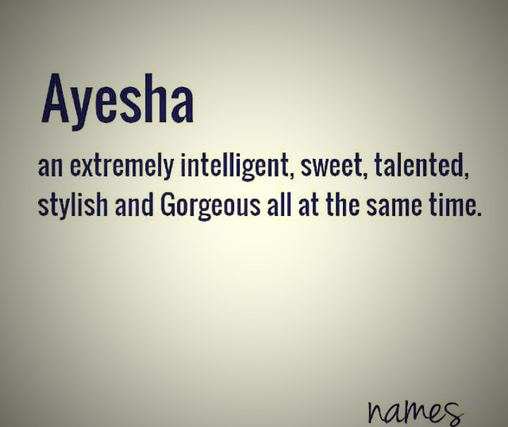 ayesha name wwwimgkidcom the image kid has it