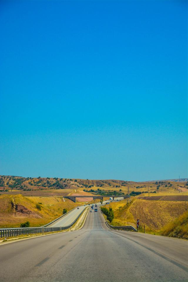 #travel #road #people #cars #colorful #hdr #Turkey #Anatolia