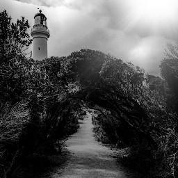 lighhouse blackandwhite photography lightanddark emotions