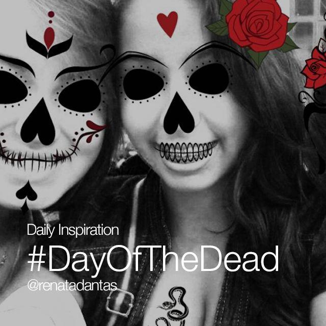 #dayofthedead sugar skull photos