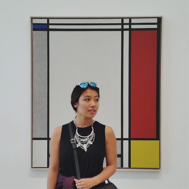 #museum  #art #linear