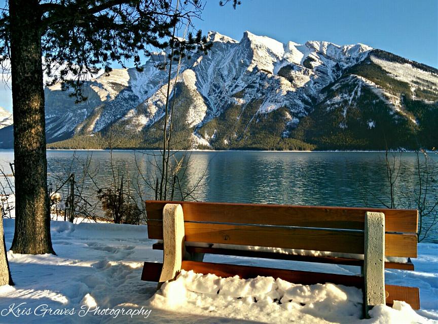 #beautifypicsart  #winter #mountains #travel #nature
