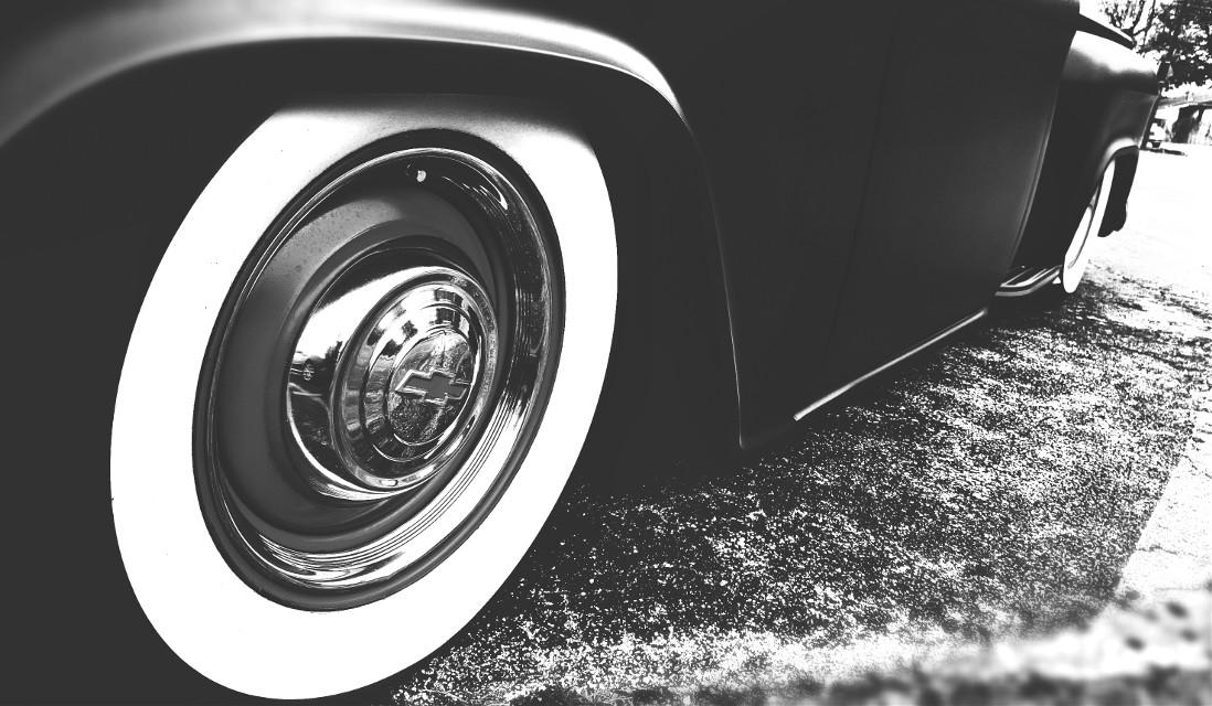 #cars #hdr #drama #blackandwhite  #chevy  #wheel  #Chrome  #reflections  #photography  #eyecapture