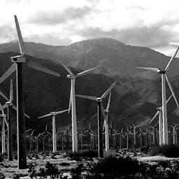 windmills palmsprings