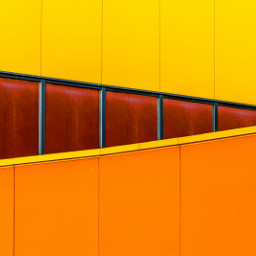 photography colorful industrial detail yellow