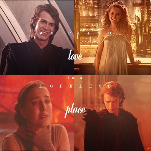 Anakin Quotes: Star Wars Padme Anakin Love Quotes