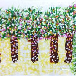 watercolor december dpcpainting