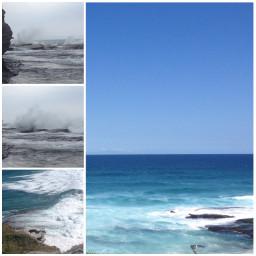 wapcollage ocean waves