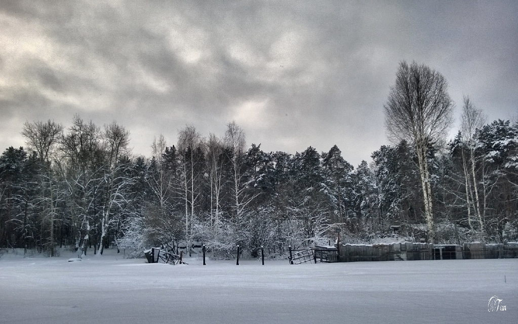 #winter #landscape #nature #photography #hdr