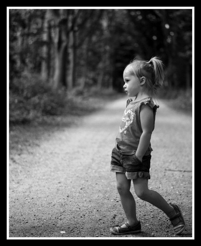 #blackandwhite   #cute  #girl  #lovely  #kid