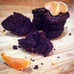 spongecake individual bizcocho chocolate zumo