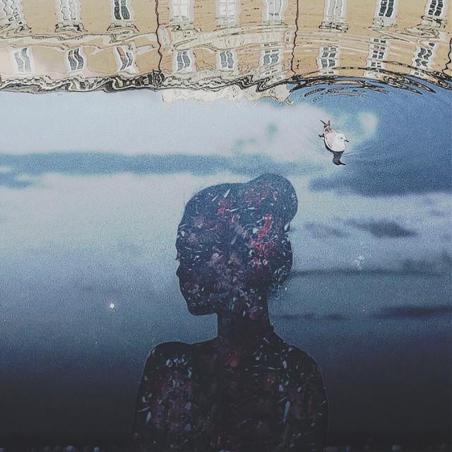 What's inside my mind   #interesting #madewithpicsart #art