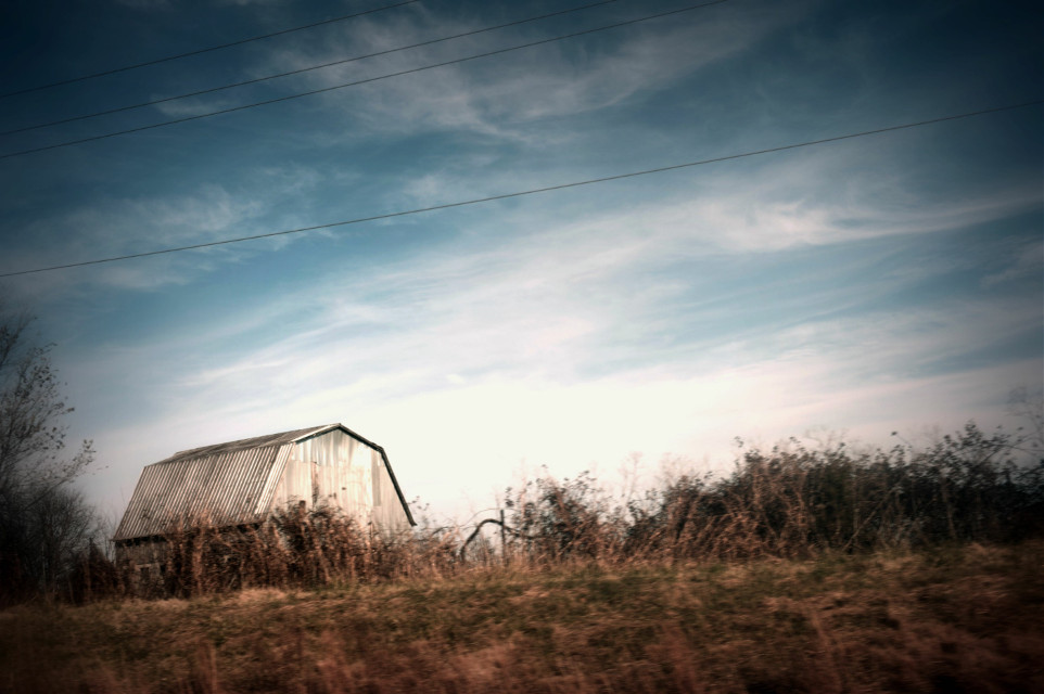 Vanishing West #VanishingPoint  #farm #sun #rural #clouds #field #pretty #colorful  #barn #building  #architecture  #photography  #artistic