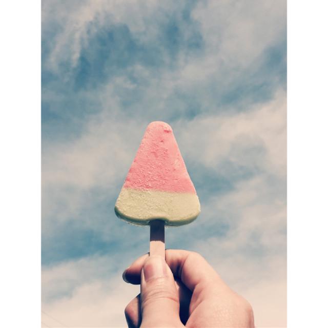 T a n g M o 🍉          ____________________________________________ #icecream #Tangmo #watermelon #sunnyday  #cool @TatsumaruArt
