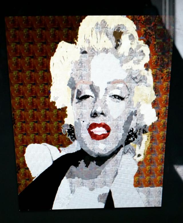 #marlynmonroe  #mosaic  #albums  #graphicarts