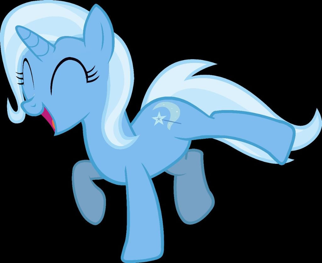 Happy Trixie Lulamoon  #mlp #mlp2016 #mlpvector (Pinkie Pie Party Time Vector)