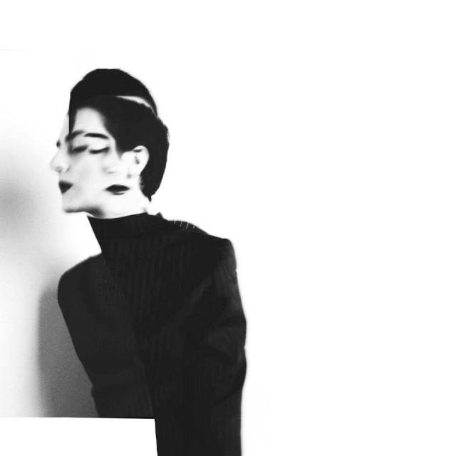#art #blackandwhite #georgia #girl #photography #photo #picsart