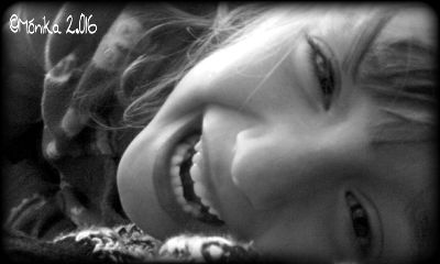 laughter blackandwhite cute emotions happychild
