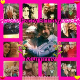 birthdaygirl lovemymummy prouddaughter specialmum myrock
