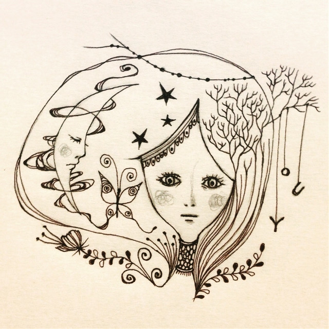 #picture #drawing #illustration