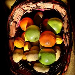 fruitbasket potatoes