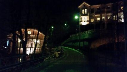 architecture night villa woodhouse helsinki