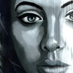 drawing wdpwomenportraits surreal womensday