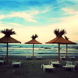 blacksea beach silence