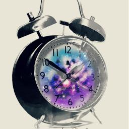 clock colorsplash freetoedit pencilart emotions