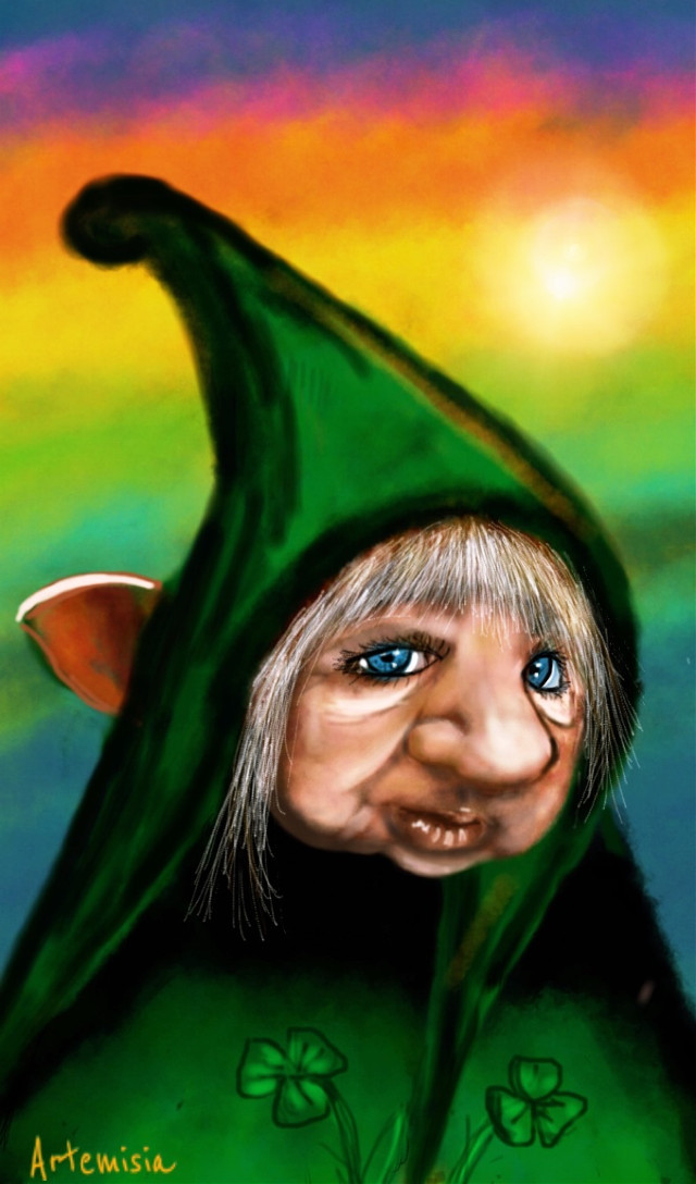 #wdpleprechaun #drawing #fairytail