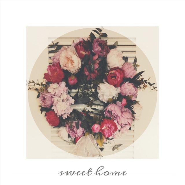 sweet home #flowers