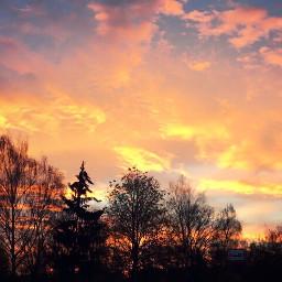 sunrise nofilter nature