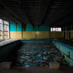 indoorswimmingpool photography old destroyed