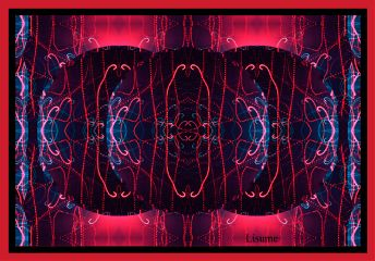 mirromania mirrored colorful abstract artistic