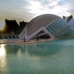 atardecer spain valencia architecture fotografia sunset photography travel