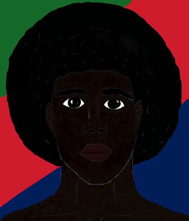 NEGRO LEGÍTIMO  não desenho porque sei...  Desenho porque gosto.  Gosto de desenhar criar rostos de pessoas, e hoje eu consegui elaborei mais um.
