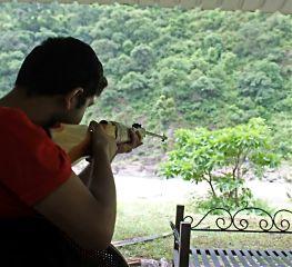 shooting adventure fun