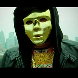 people mask unknown a att
