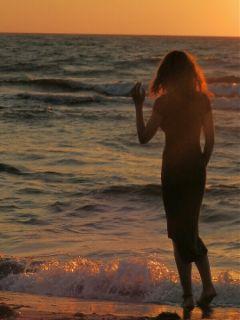 girl sun summer italy sea