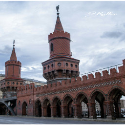 sightseeing architecture berlin bridge myberlin