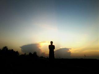 emotions nature travel indonesia