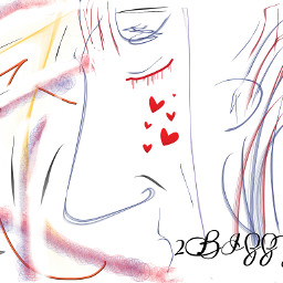 heartacheineverytear 2bizzy art emotions love