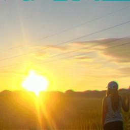 oilpaintingeffect sunsets