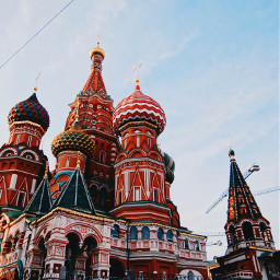 architecture photography colorful travel russia