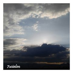 sky clouds clodssky shine bluesky