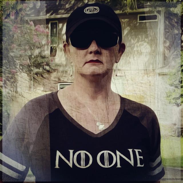 A woman is No One #iamnoone #got #girlwithneedle #vengeance  #housestark #direwolf